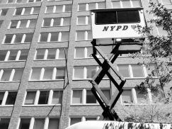 NYC Police Observation Tower