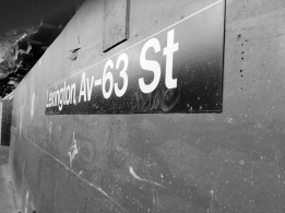 New York Subway 2013